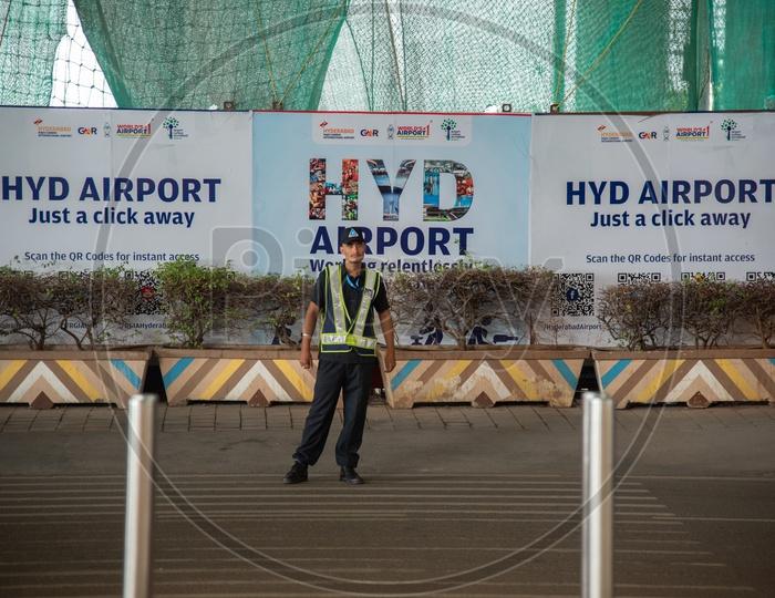Rajiv Gandhi International Airport (HYD), Hyderabad