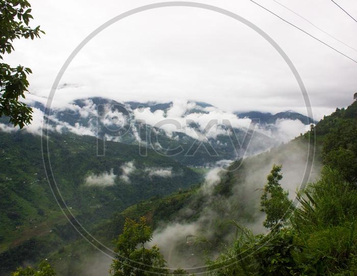 Landscapes of Sikkim