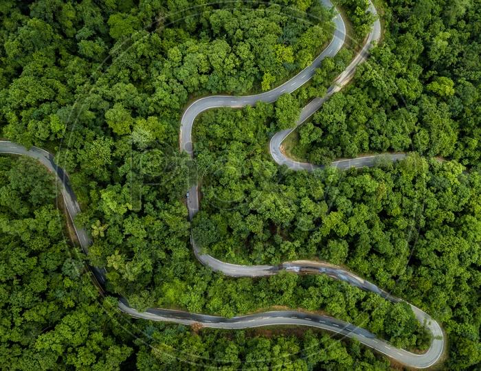 Straight Roads don't make journeys interesting