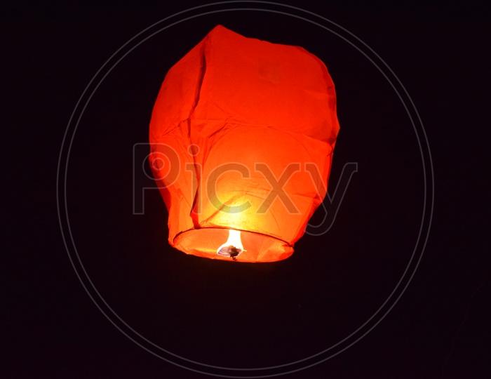 Depict diwali  -  Lanterns