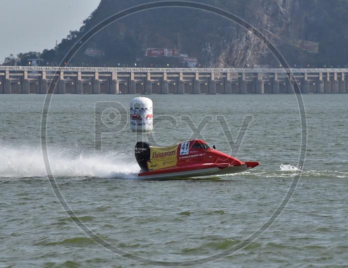 Vijayawada F1H2O Boat Race