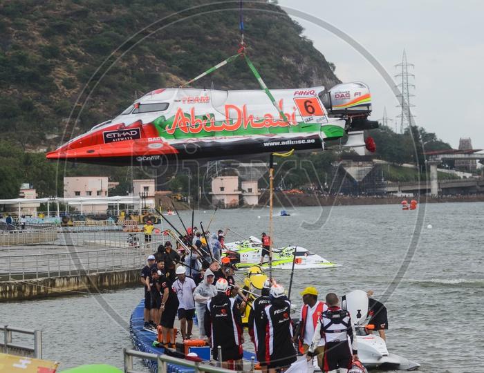 F1H2O Power Boat Racing 2018