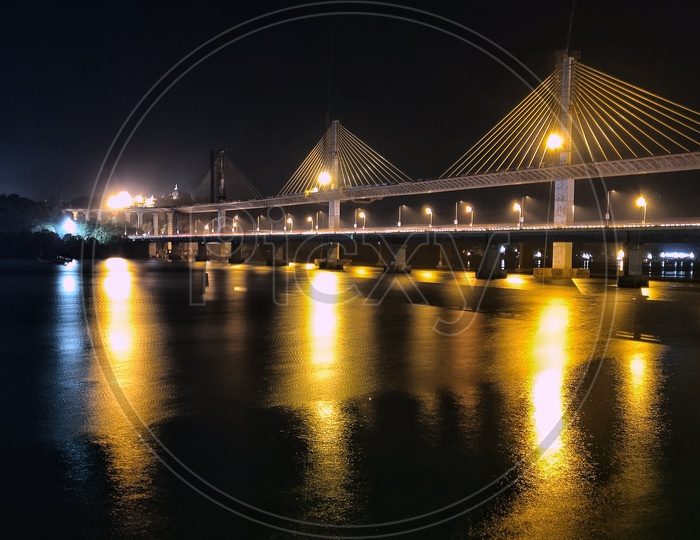 Goa Paradise Cruises bridge