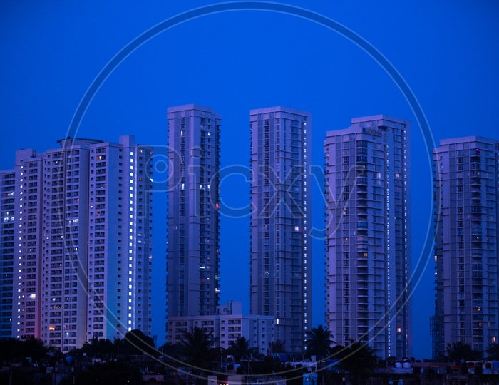 Lodha, High rise apartments in KPHB,Hyderabad