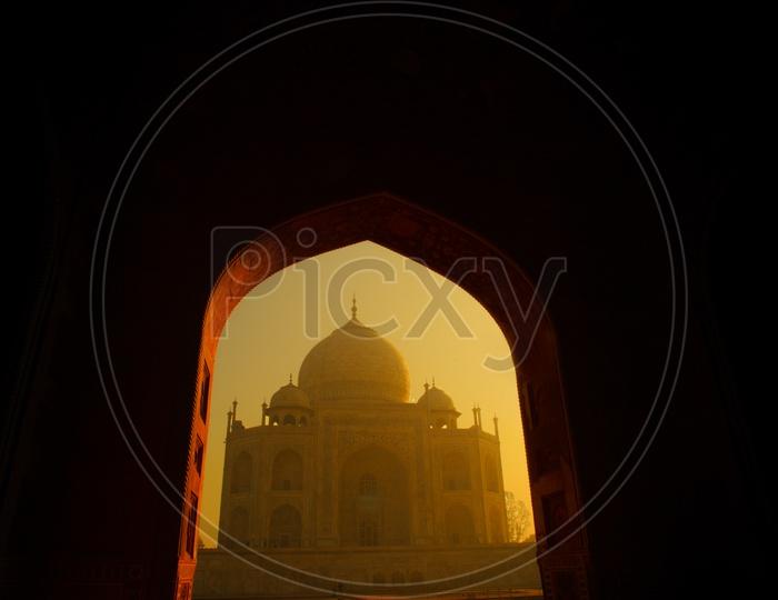 Taj Mahal/ 7 Wonders Of the World  / Heritage Of India/ Ancient Monuments India