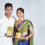 Indian Married Couple