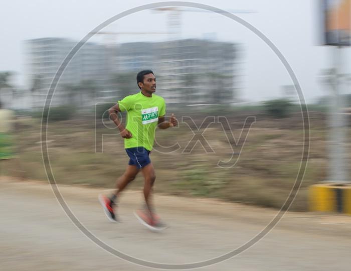 Amaravathi marathon 2018