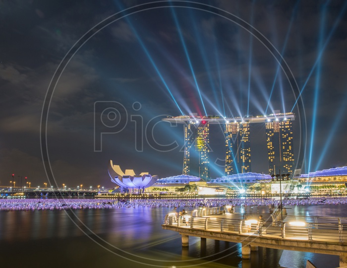 """""""That's how Singapore puts on a show."""""""