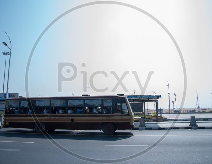 Chennai Local Bus Transport.