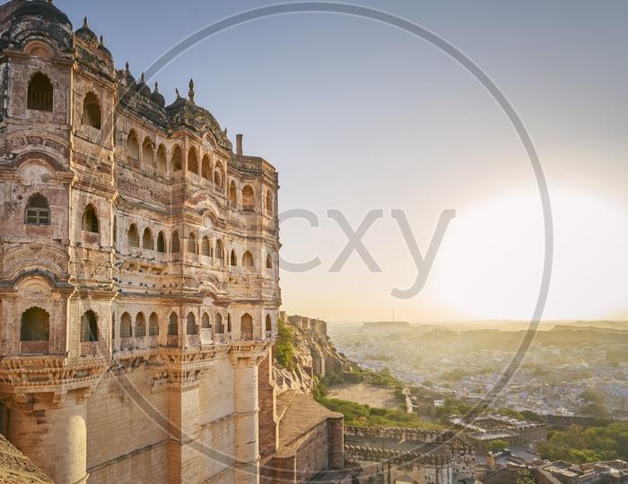 Mehrangarh Fort - Forts of Rajasthan