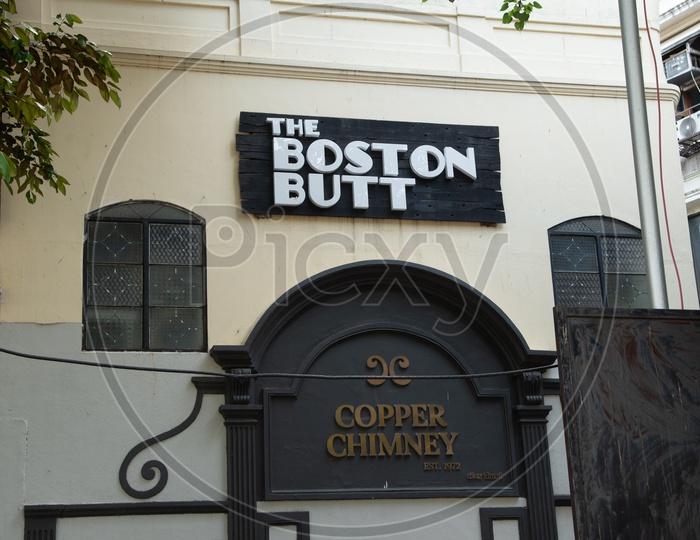 Boston Butt & Copper Chimney Restaurant in Fort, Mumbai