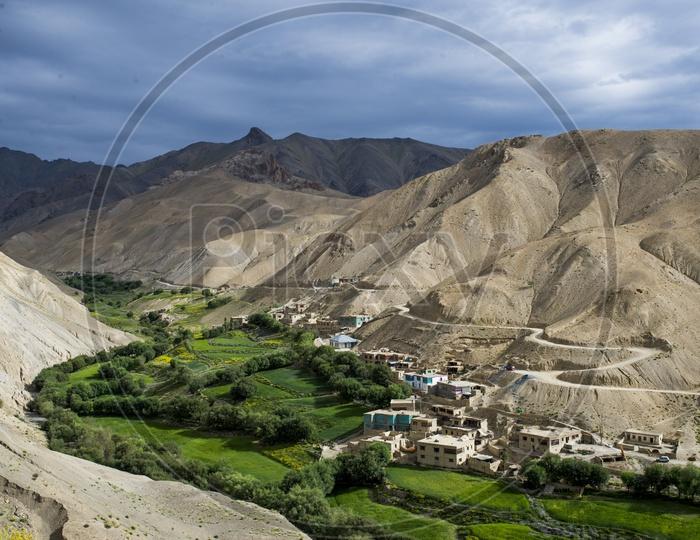 Kargil to Lamayuru road