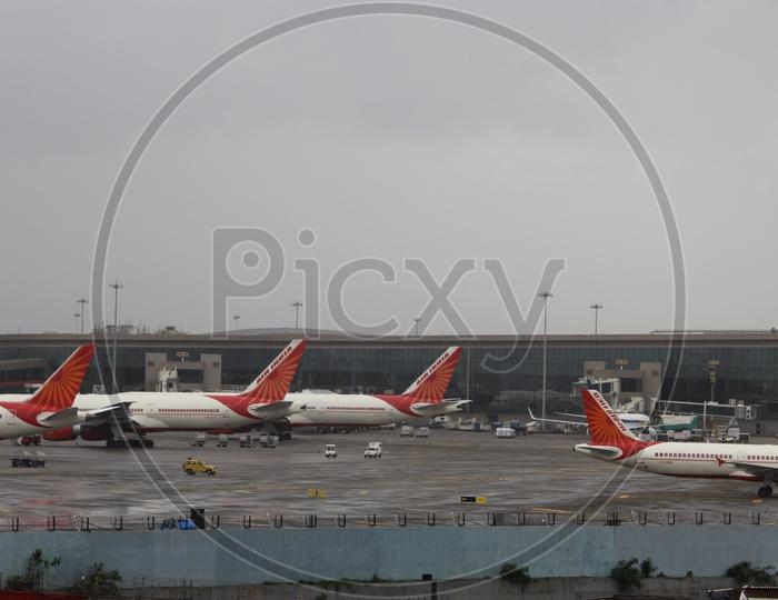 AIr India Tail
