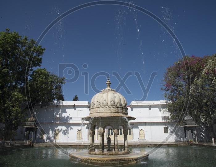 Garden in Udaipur
