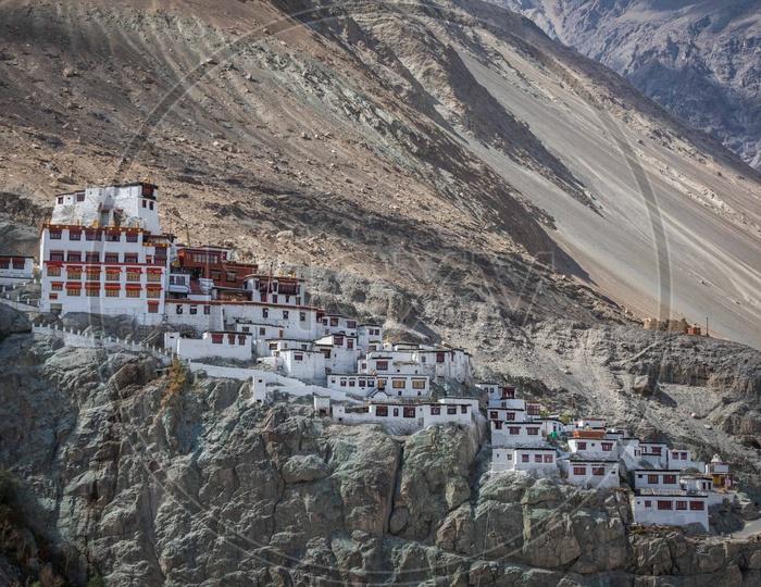 Diskit Monastery.