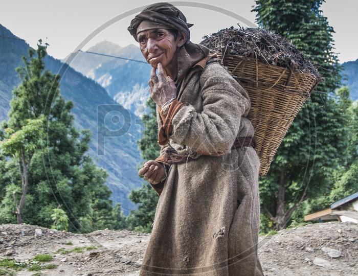 People of Kwar Village, Himachal Pradesh