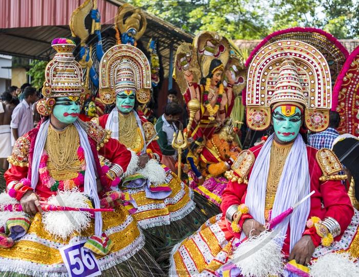 Athachamayam Celebration at Tripunithura
