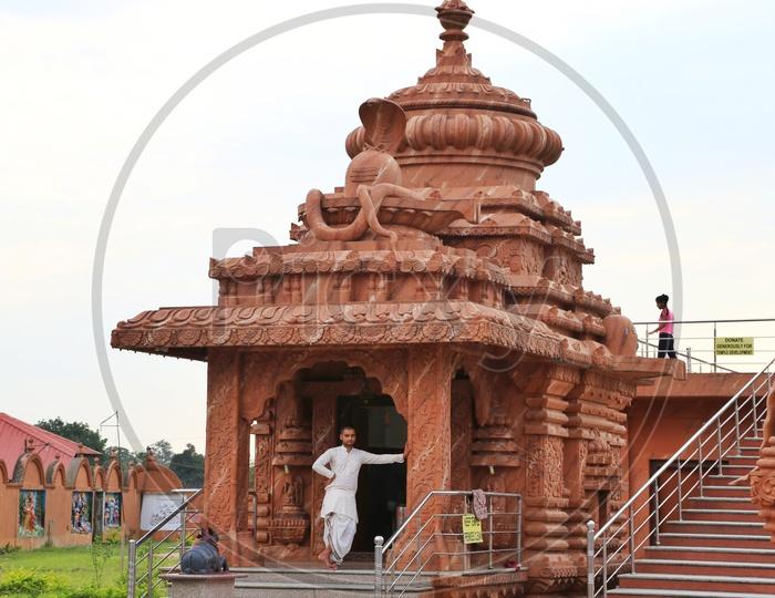 Jagganath temple.