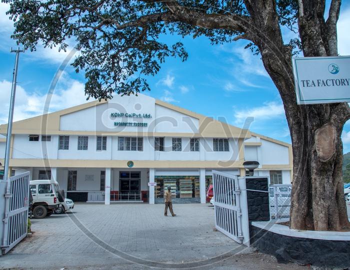 Kannan Devan Hills, Tea Factory,Munnar