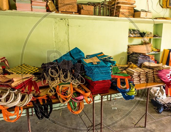 Jute bags made in bejjipuram