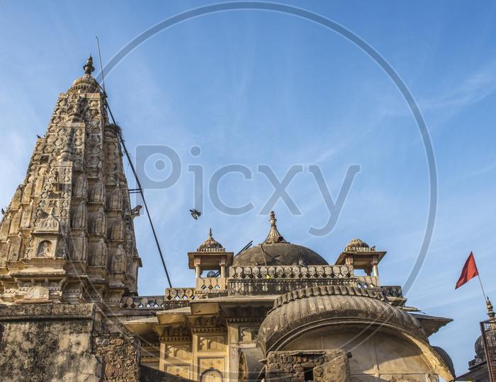 Bihariji Temple, Havelis of Jhunjhunu, Shekhawati, Rajasthan
