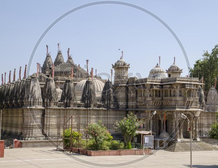 Hatheesingh Jain Temple, Ahmedabad