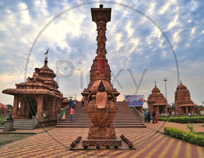 Jagganath temple, Dibrugarh.