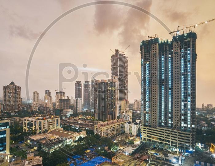 Mumbai's Sky Scrapers