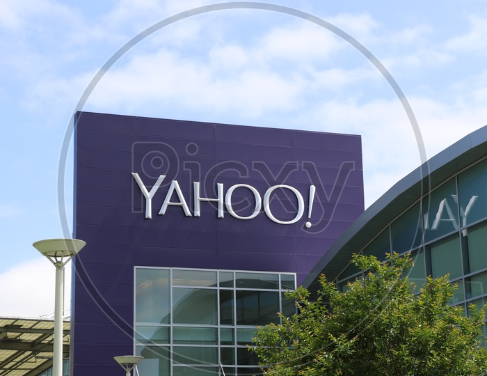 Yahoo Corporate office at Headquarters