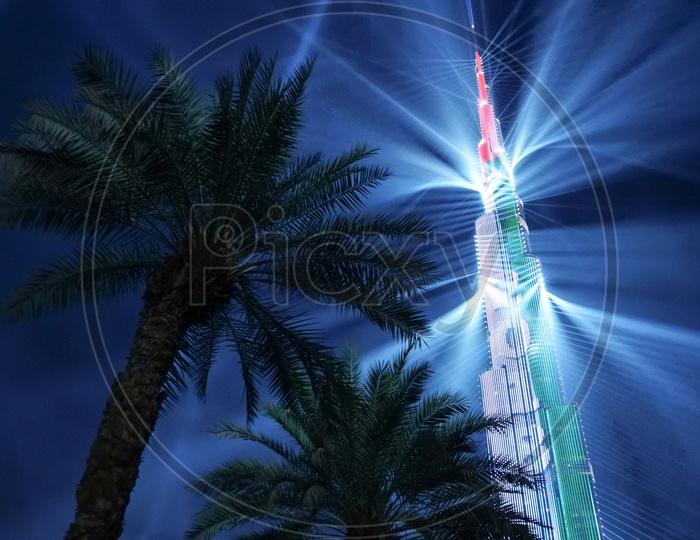 New Year Eve Celebrations at Burj Khalifa