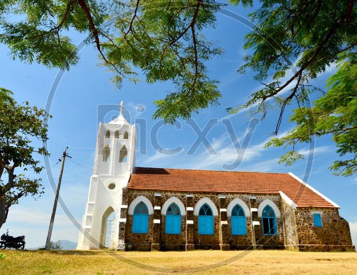 Church in Araku Valley