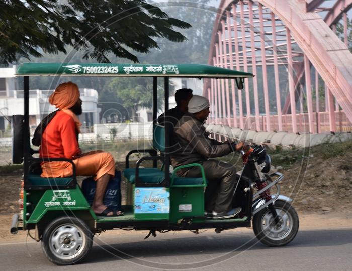 Auto, Rickshaw in Haridwar