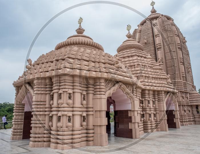Jagannath Temple in steel plant
