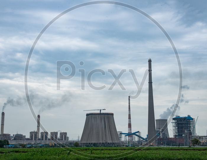 Thermal Power Station, Ibrahimpatnam, Vijayawada