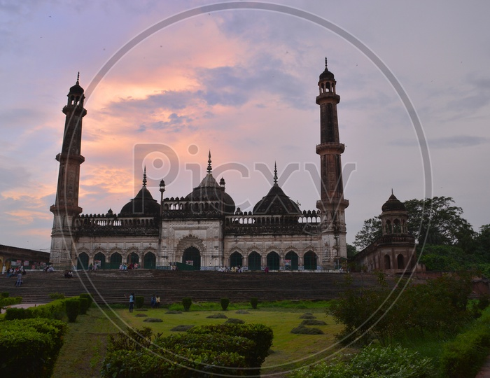 Asifi Masjid, Bara Imambara, Lucknow