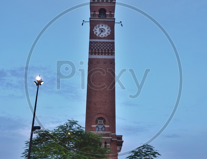 Clock Tower, Lucknow