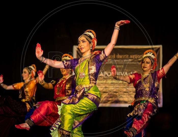 Classical dance (Kuchipudi)