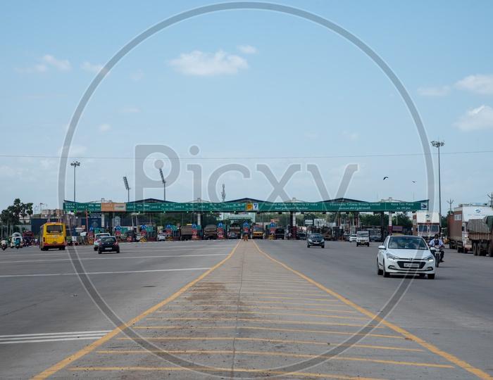 Kaza Toll gate/plaza