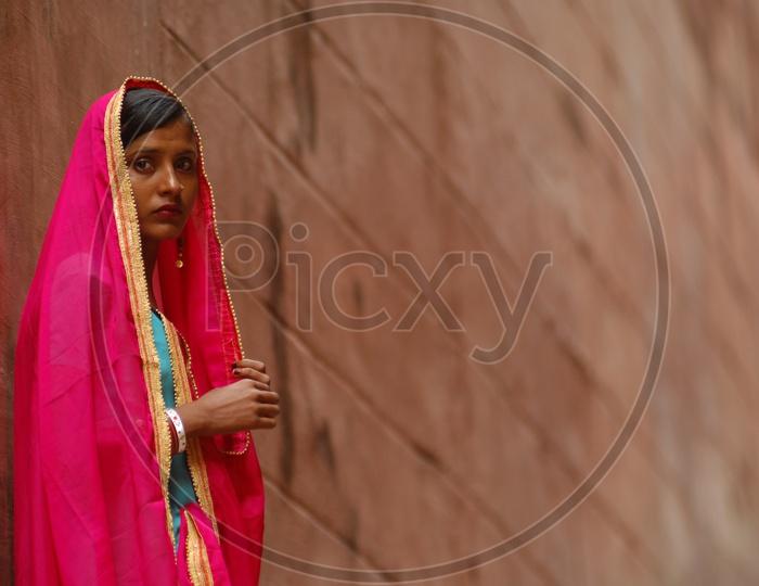 Indian Rajasthani Women