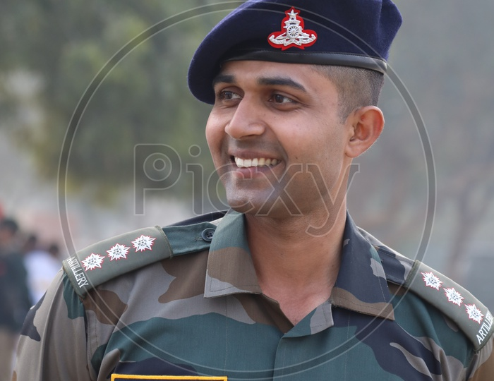 Indian Army Officer