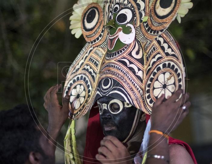 Theyyam Festival - Kerala Dance Gods