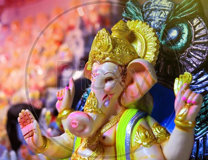 Idol of Lord Ganesha / Ganesh