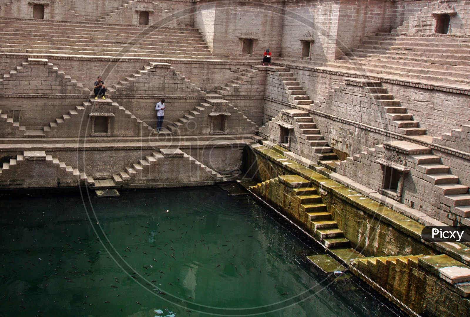 Step Well In Jodhpur