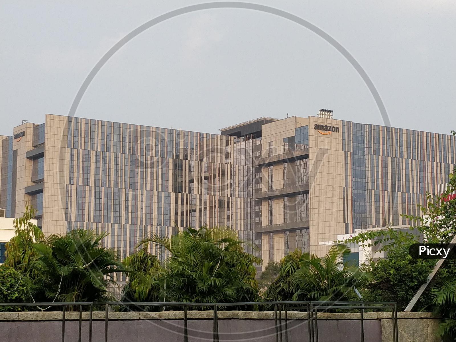 Amazon Campus In Hyderabad