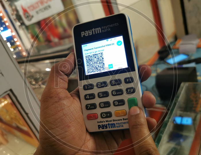 Paytm Own Card Swiping And No Cash Machines For Digital Money Payments