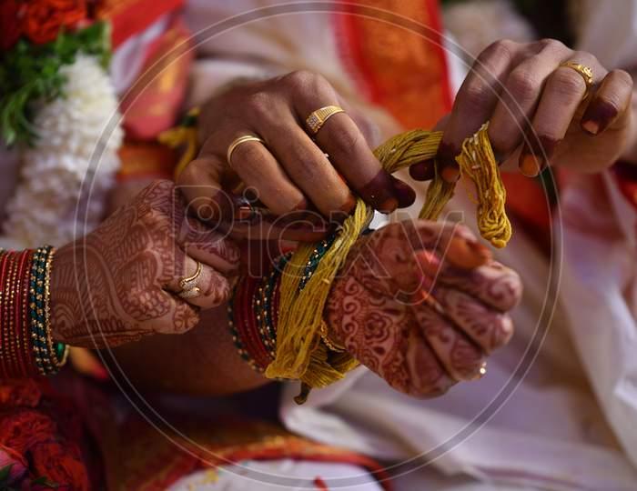 South Indian Hindu Wedding Rituals