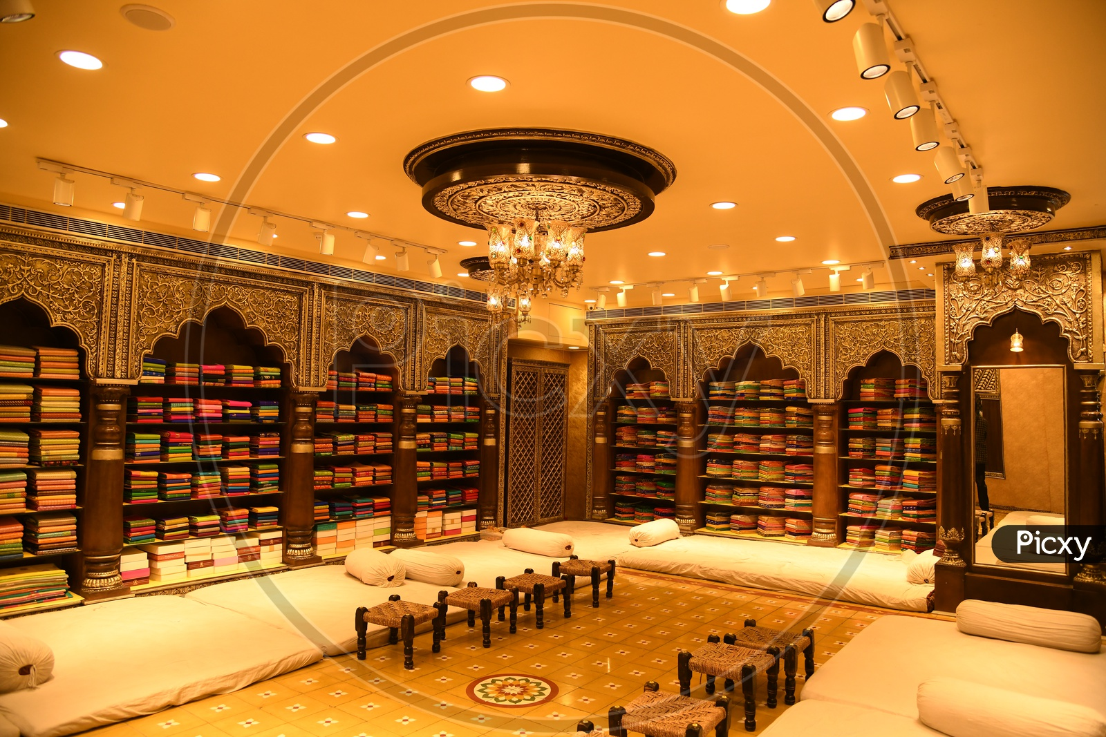 Indian Traditional Saree Store