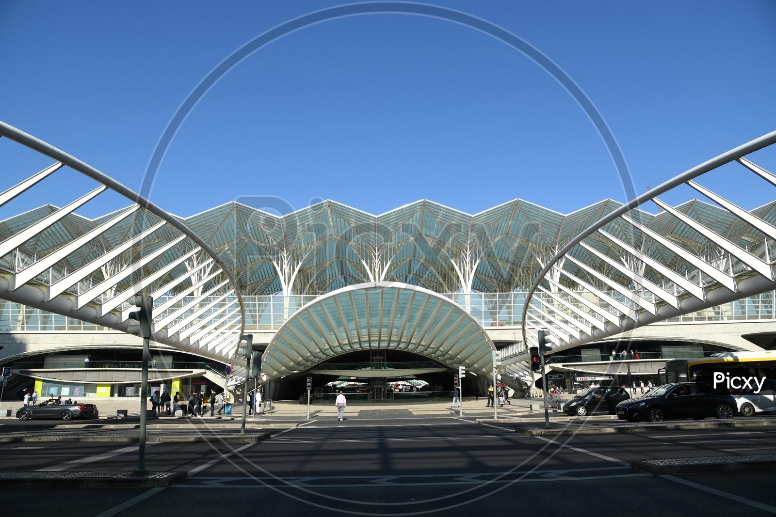 Estação Do Oriente, Portugal