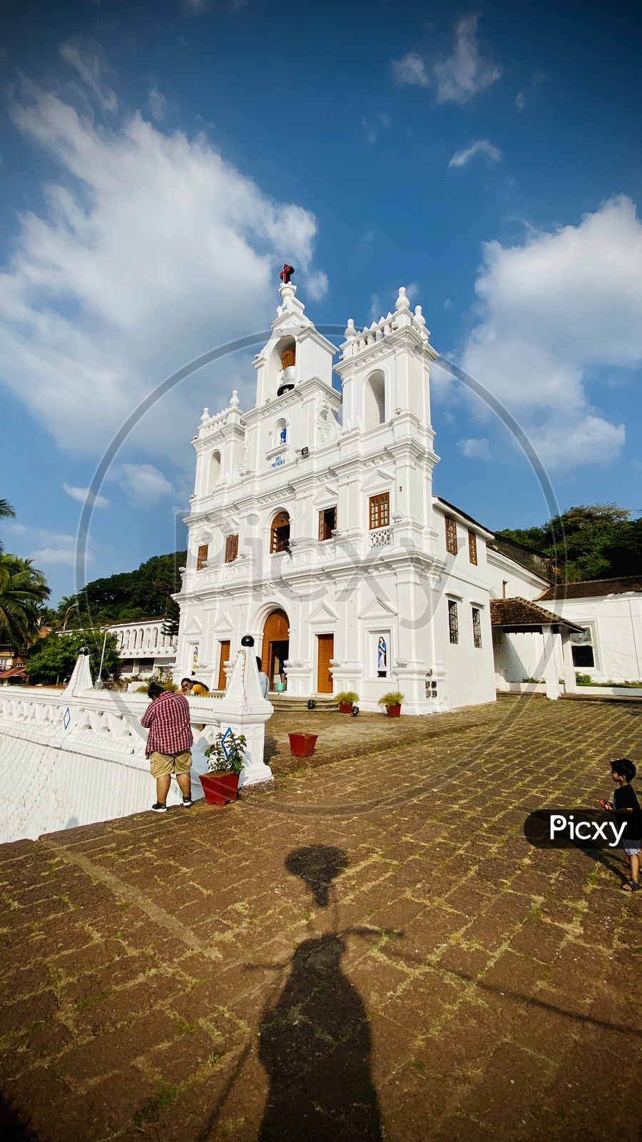Our Lady of the Immaculate Conception Church at Goa