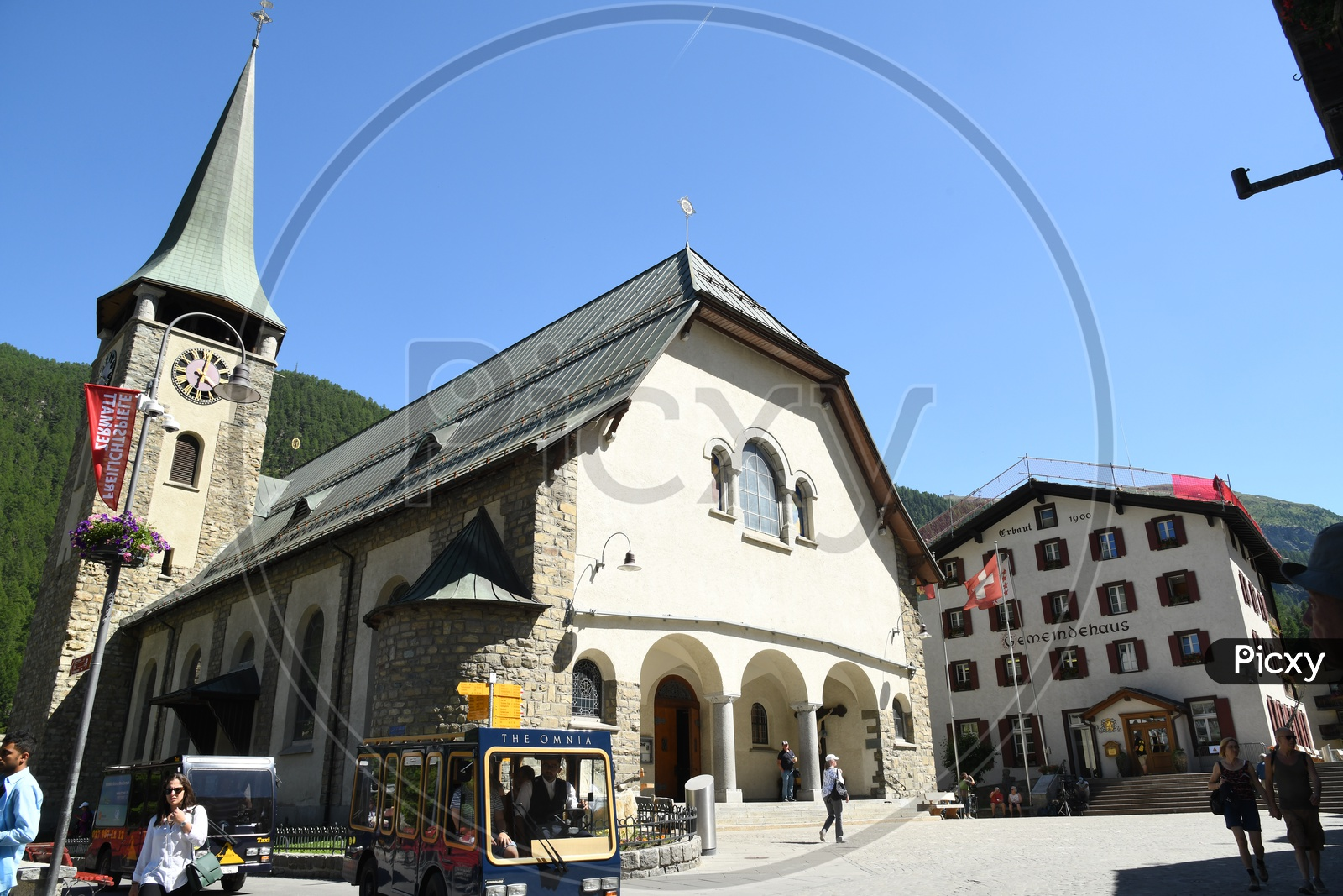 Churches In Switzerland